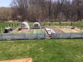 2018 garden started